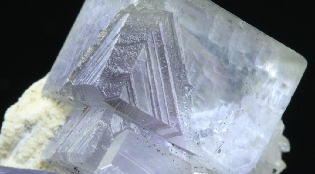 rare fluorite modification