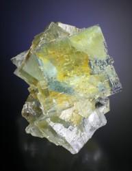 Fine minerals - Fluorite La Viesca Spain