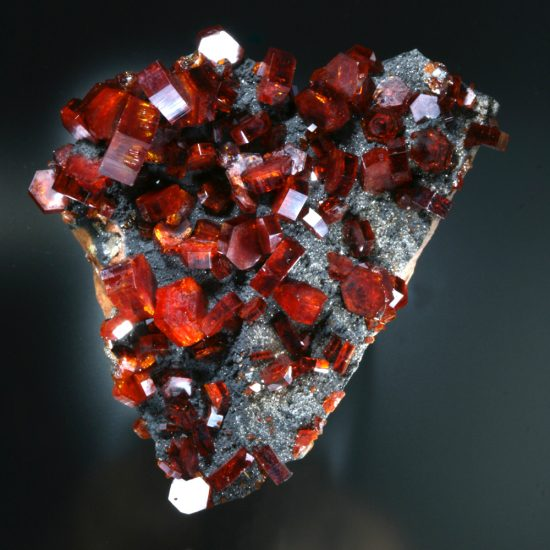 Vanadinite mineral specimen