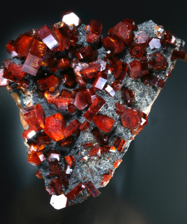 Vanadinite mineral specimen