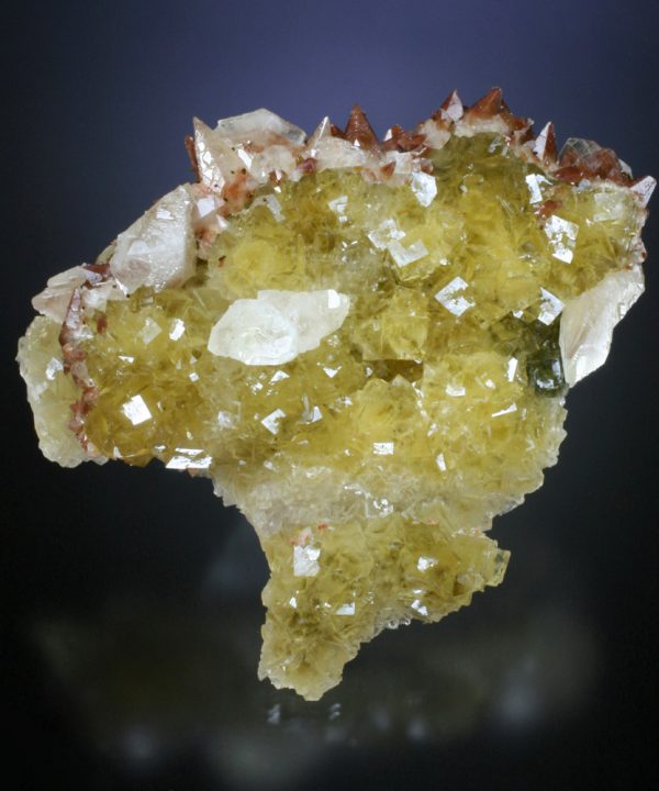 fluorite spain - fine minerals
