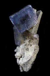 fine minerals - fluorite collada
