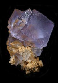 fine minerals - fluorite