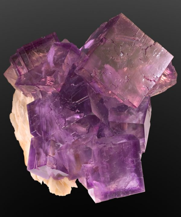 Fine minerals - fluorite berbes