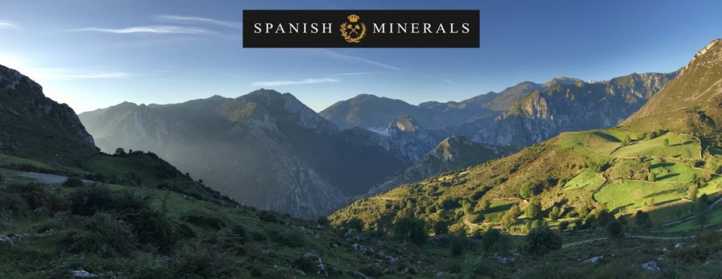 Mineral collecting tours in Spain