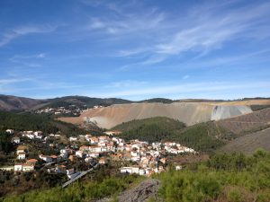 Panasqueira Mine - mineralogical tours in Portugal and Spain